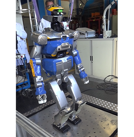 Evaluation of the LAAS HRP-2 robot